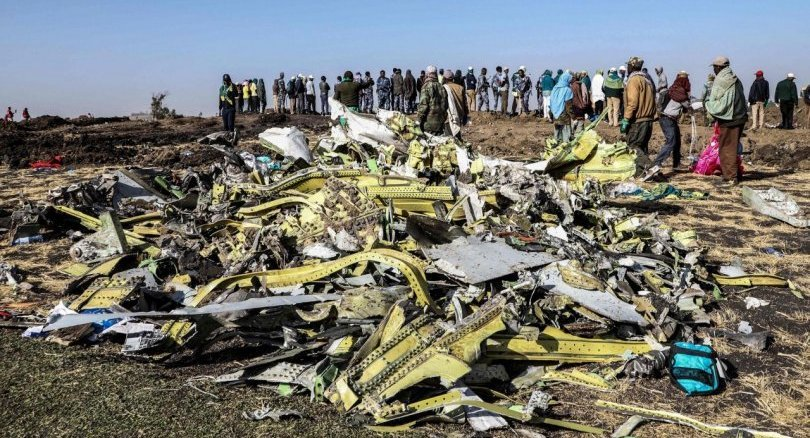 Ethiopian crew followed procedure, but unable to control jet
