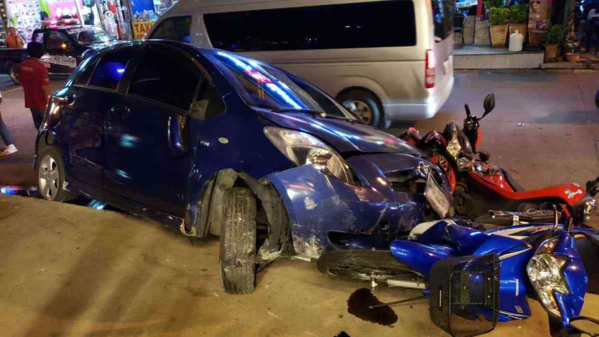 Pregnant Chinese Lady Critically Injured – Soi Buakhao