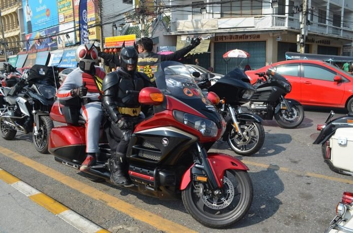 'BIG BIKES' MAY BE SLAPPED WITH 18% TAX, GOV'T SOURCE SAYS