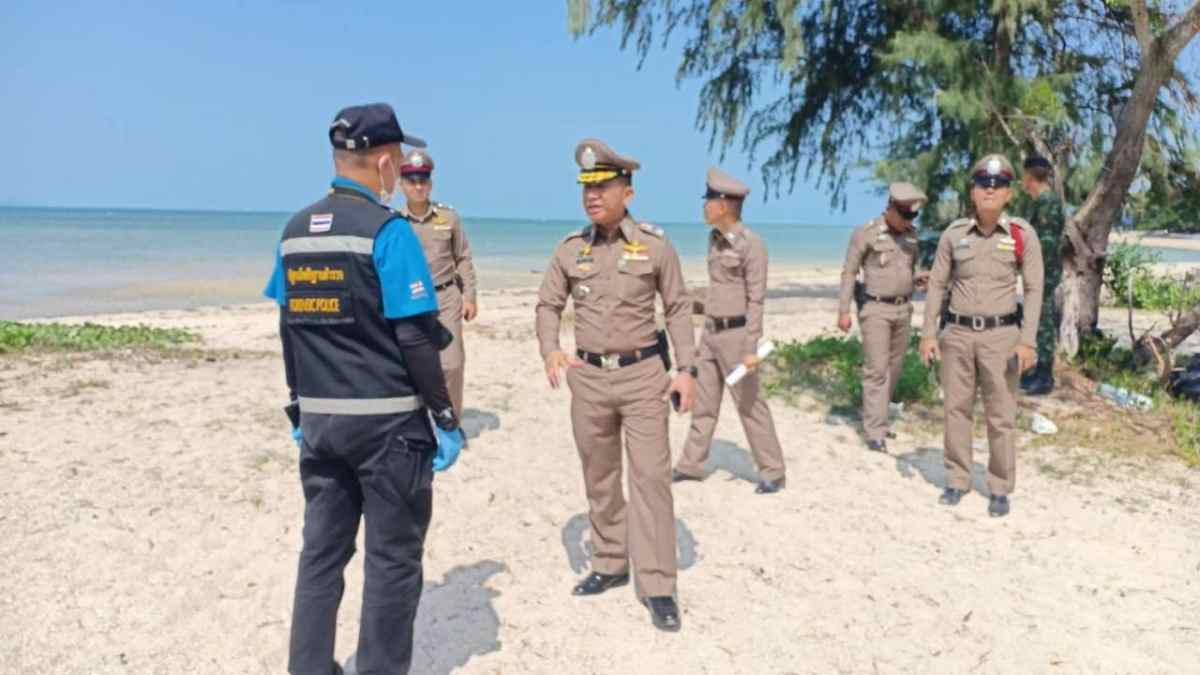 Hunt for man who raped Norwegian tourist on Koh Pha-ngan