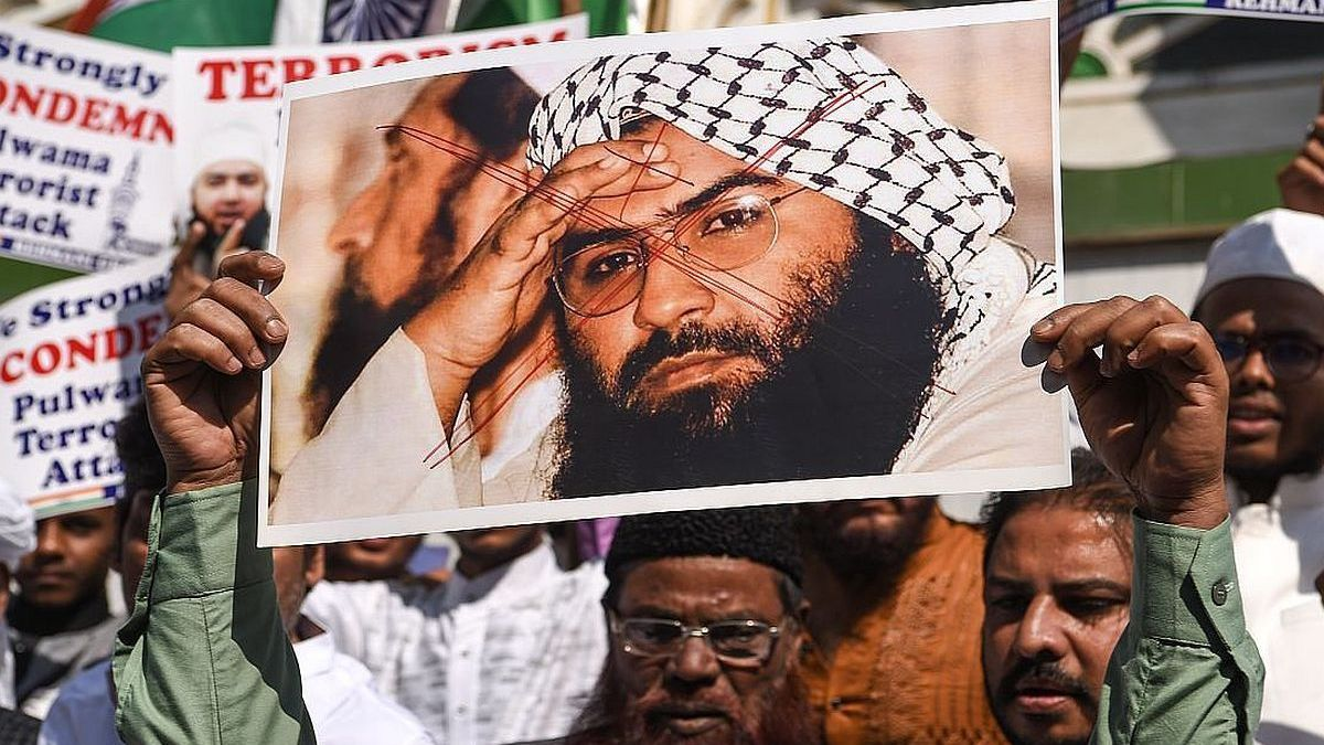 Maulana Masood Azhar global declared terrorist by UN