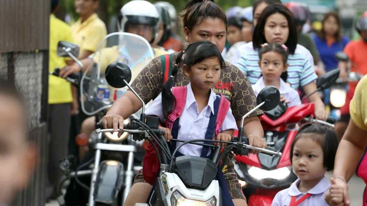 More Thai youngsters dying in road accidents