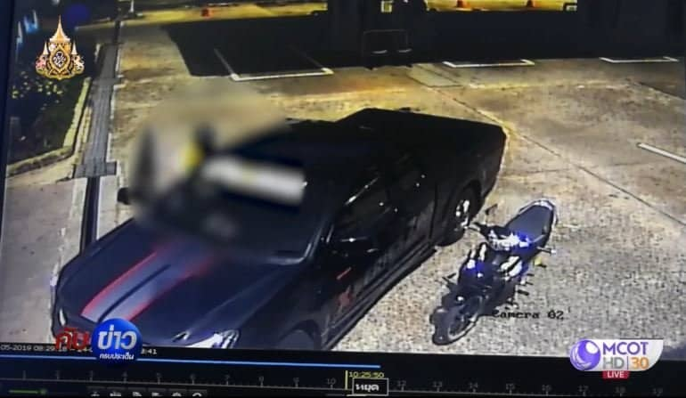 Video: Motorbike taxi rider stabs pump attendant