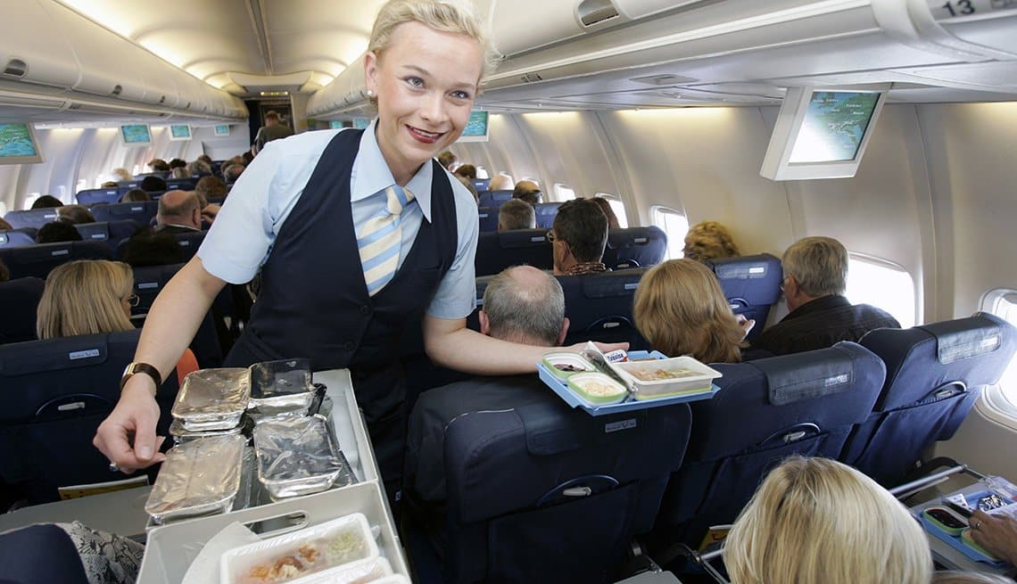 Retired flight attendant reveals ALL