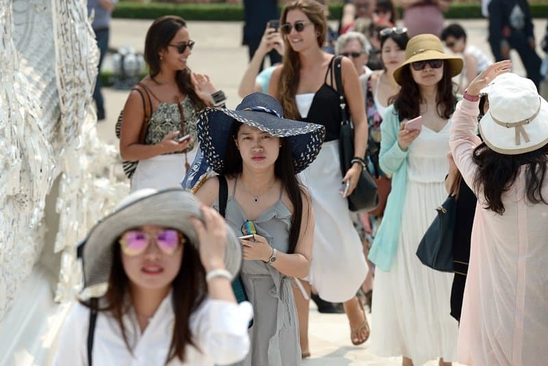 Tourist number projection remains at 40 million