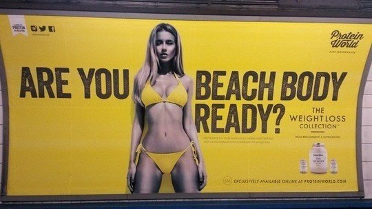 Ban on harmful gender stereotypes in ads comes into force