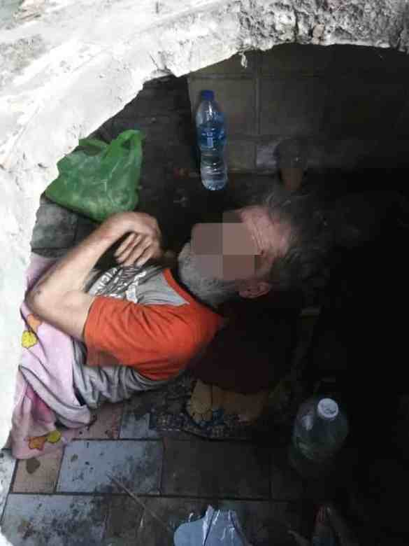 Down and Out British man rescued in Bangkok