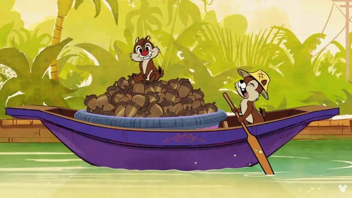 Chip 'N' Dale's Thai Song Paddles Into Nation's Ears