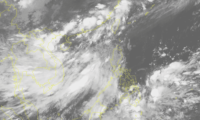 Tropical Storm Mun likely to affect Chon Buri area the next two days