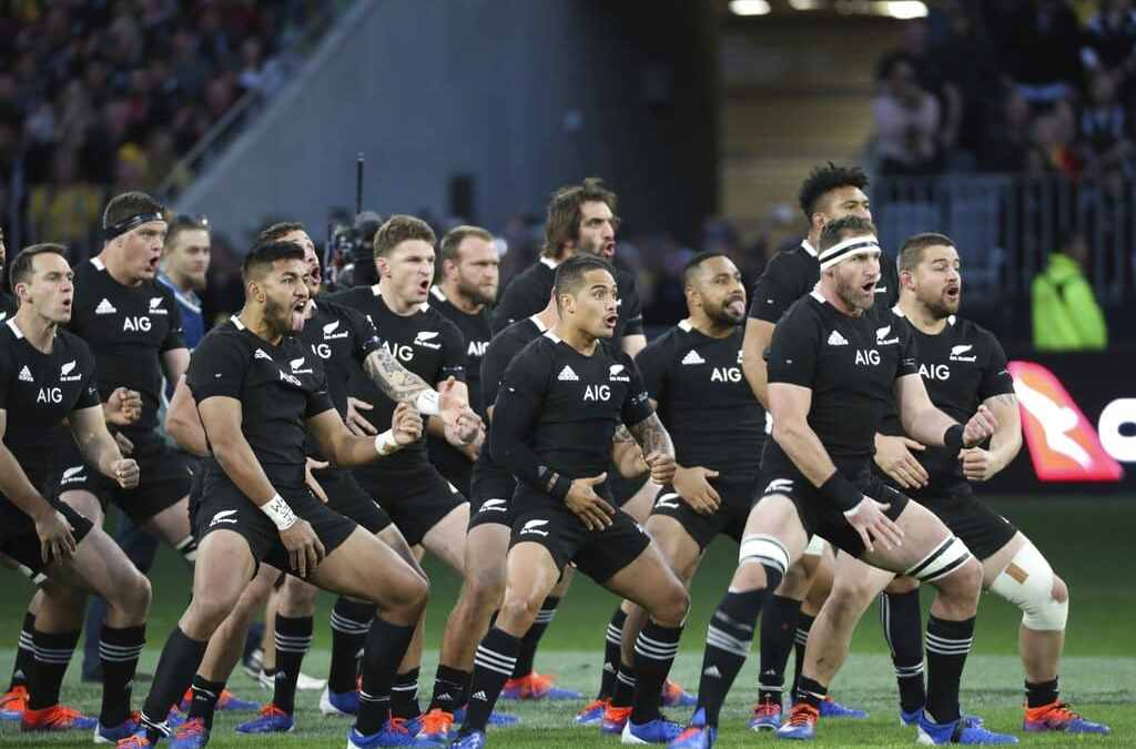 All Blacks make drastic changes for 2nd Bledisloe