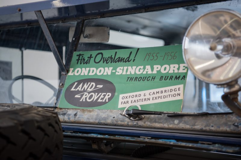 Historic Singapore–London Overland Trip Will Pass Through Thailand