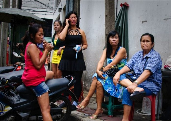 Bangkok's seedy side, where sex with an 83-year-old is available for