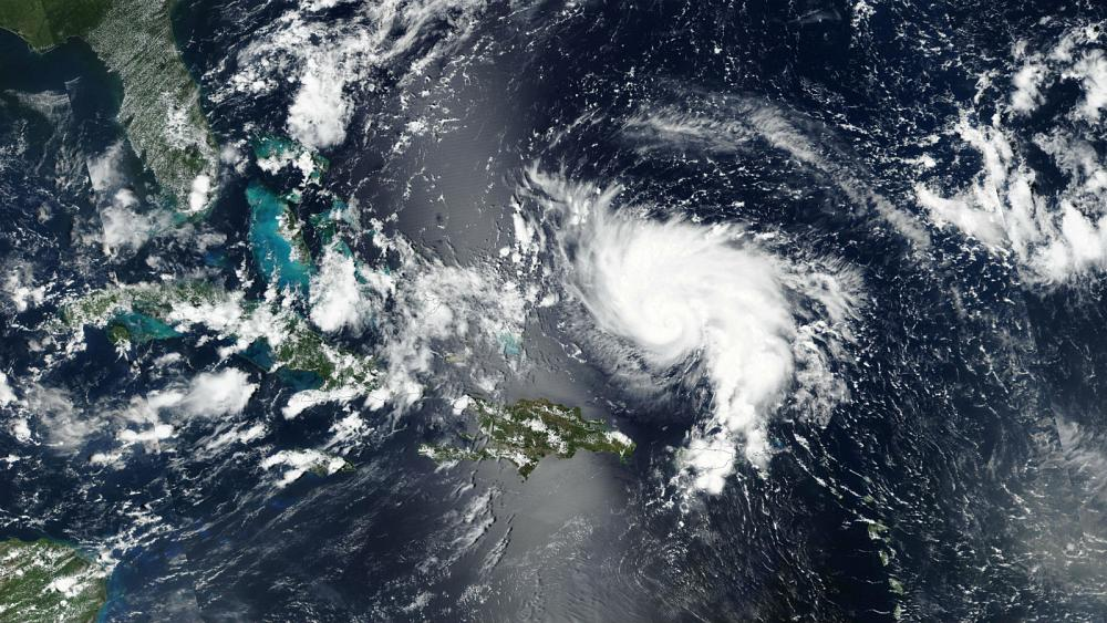 Hurricane Dorian: Bahamas braces for 'extremely dangerous' category four storm