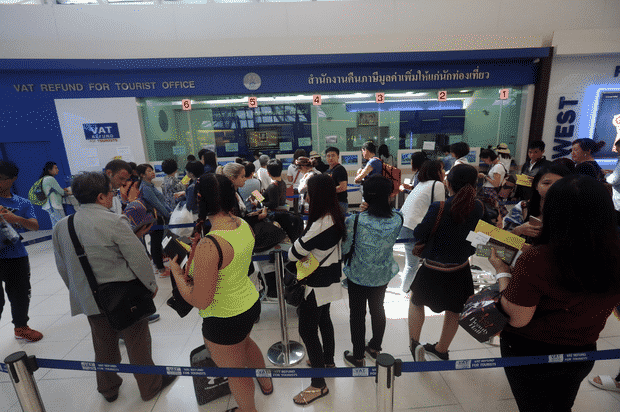 Thailand delays plan to charge a 'TOURIST TAX'