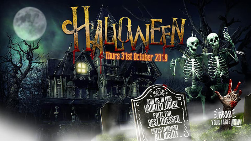 2019 Halloween: Here's Something for Everyone to Do in Bangkok