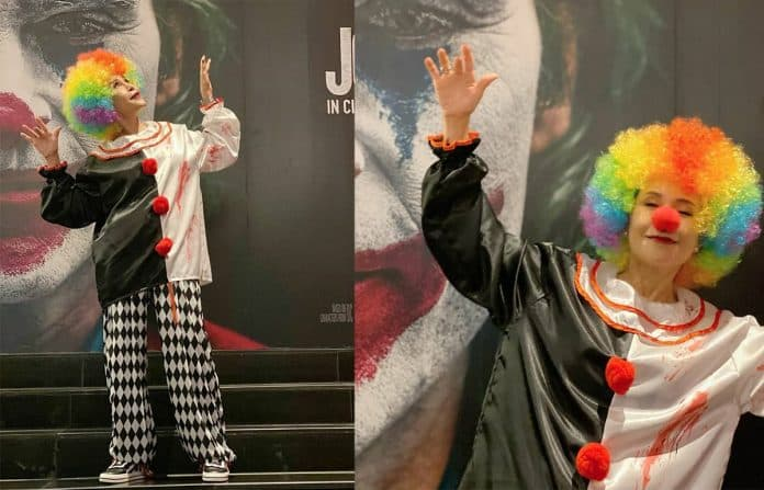 Court Jester: Princess Ubolratana Dresses Up as the Joker