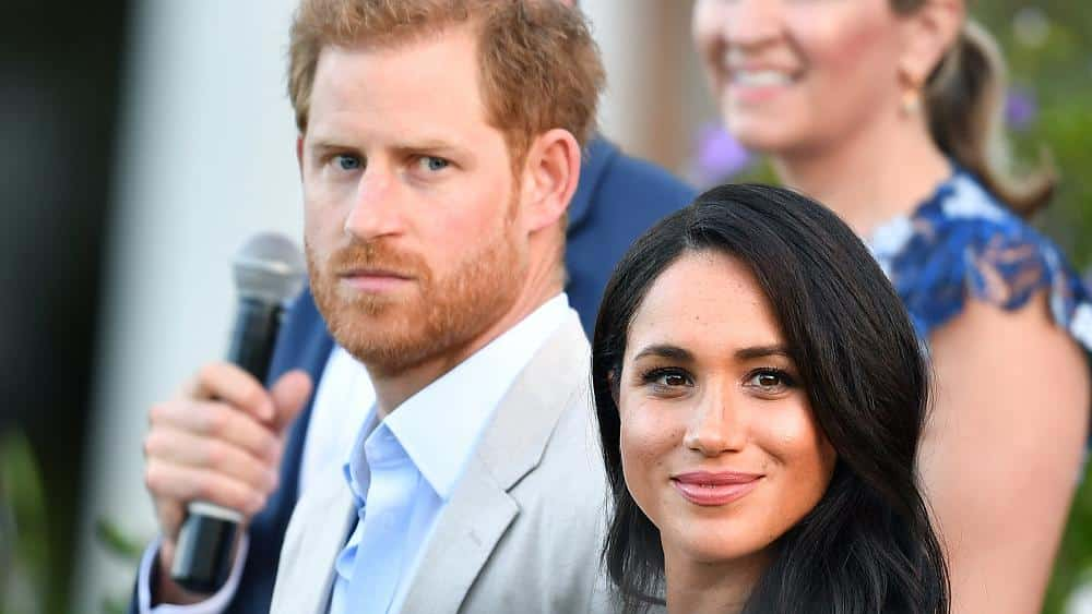 Prince Harry and Meghan Markle sue British tabloid over 'false, malicious propaganda'