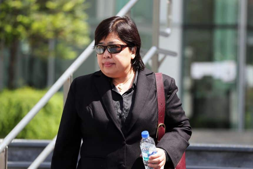 Singaporean woman repeatedly refused wear face mask faces 16 weeks prison