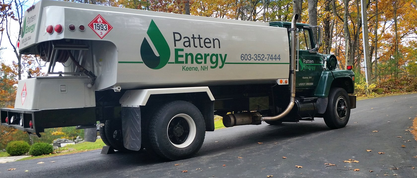 About Patten Energy