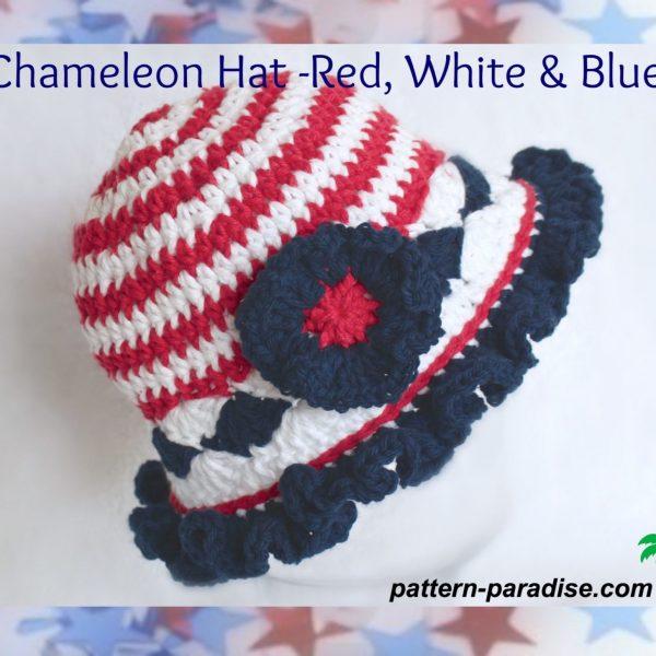 Free Pattern – Crochet Flowers