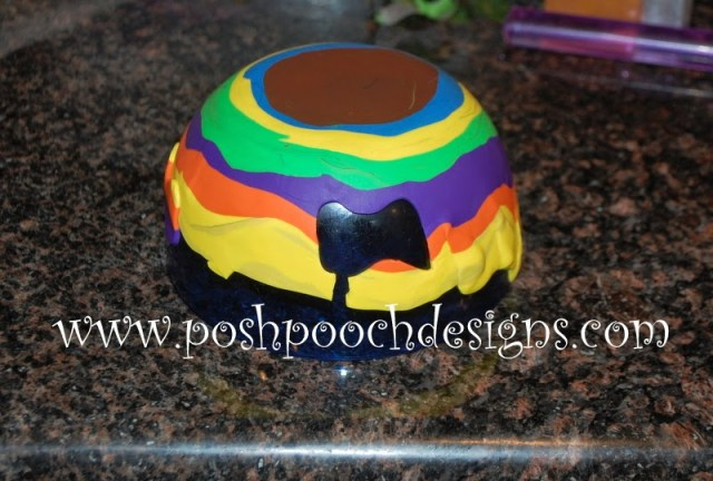tips posh pooch clay bowl