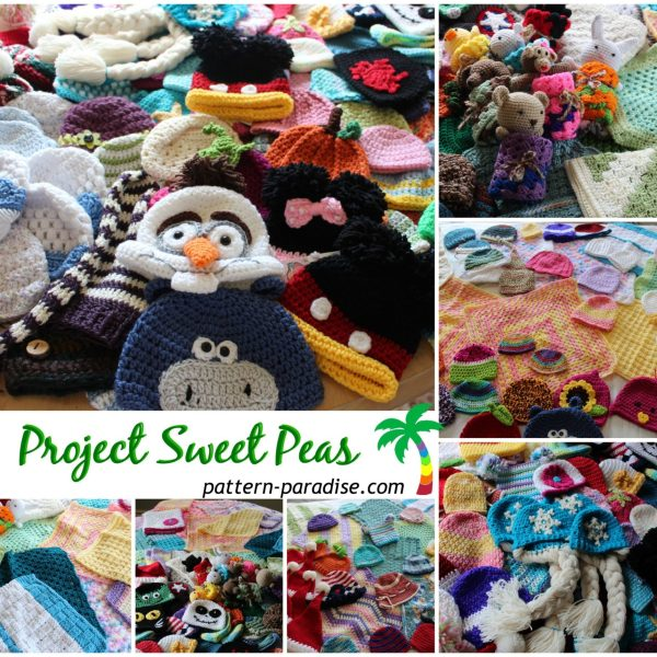 Giving Back – Project Sweet Peas