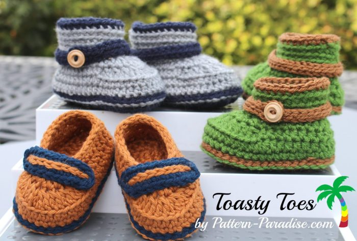 toasty toes collage 2