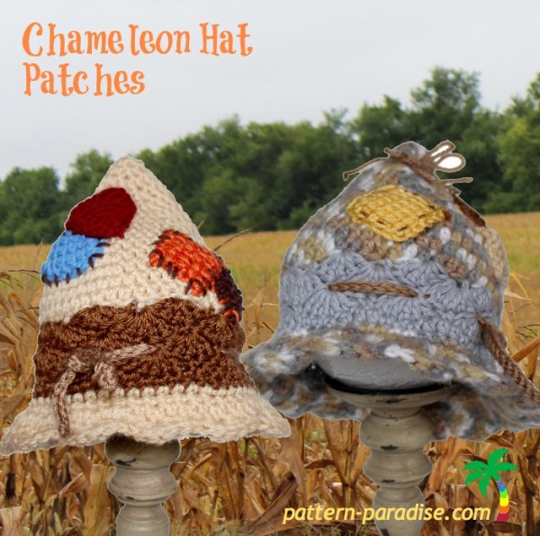chameleon patches scarecrow 3