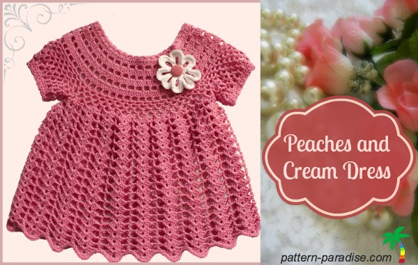 peaches and cream with roses