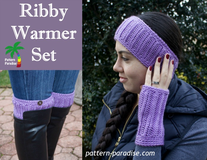 Ribby Warmer Set Ally 2