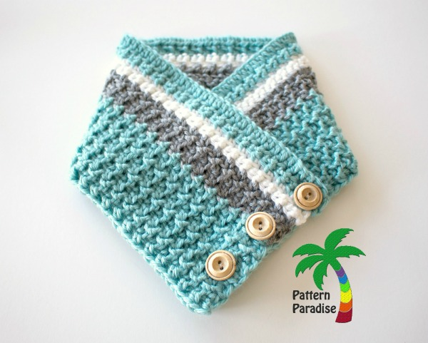 Outdoor Splendor Cowl Crochet Pattern by Pattern-Paradise #crochet #Cowl #Scarf #pattern