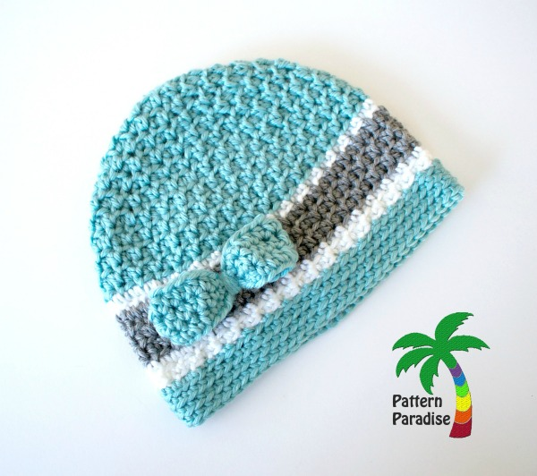 Outdoor Splendor Hat Crochet Pattern by Pattern-Paradise #crochet #hat #pattern