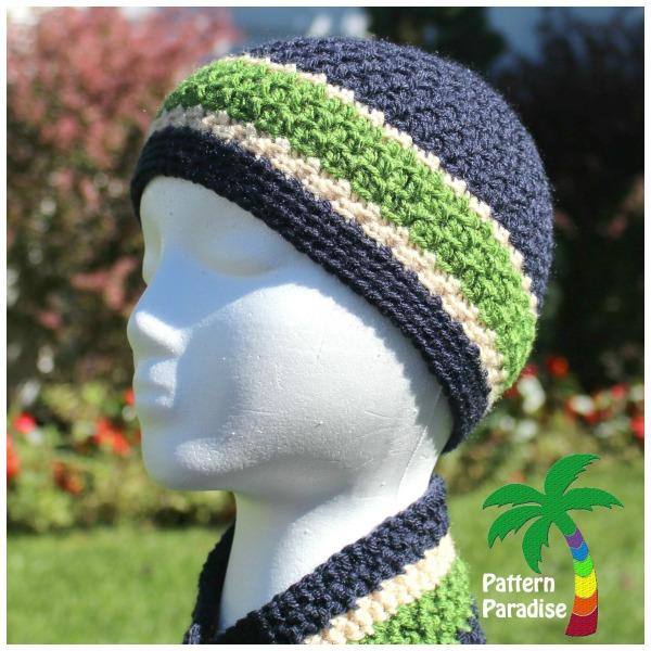 Outdoor Splendor Crochet Pattern by Pattern-Paradise