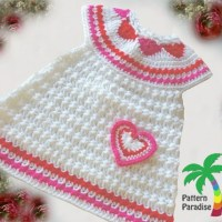 Hearts of Love Jumper by Pattern Paradise