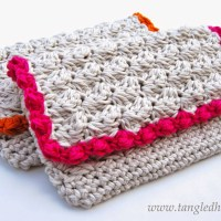 Anthropologie Inspired Clutch by Tangled Happy