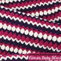 Fiona Blanket by Oombawka Designs