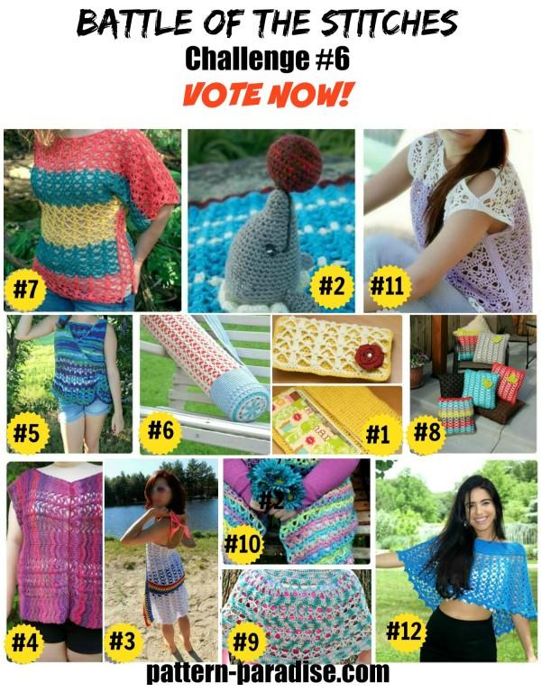 BOS Challenge #6 - Vote Now!