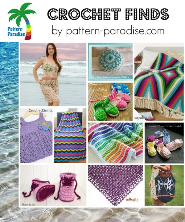 Crochet Find 7-13-15 on Pattern-Paradise