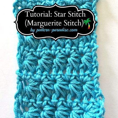 Tutorial: Star Stitch by Pattern-Paradise.com
