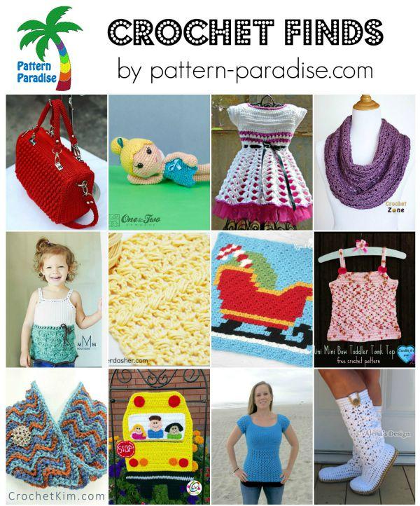 Crochet Finds 8-31-15