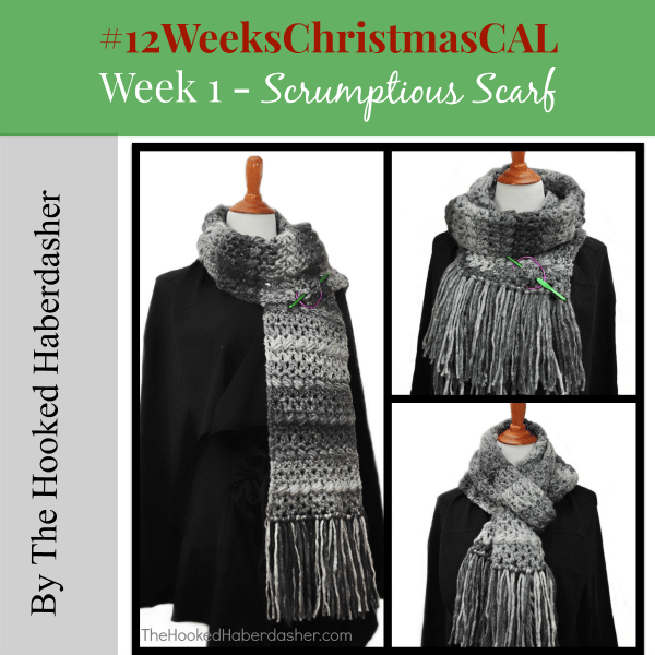 12 weeks of christmas blog hop CAL - Week !