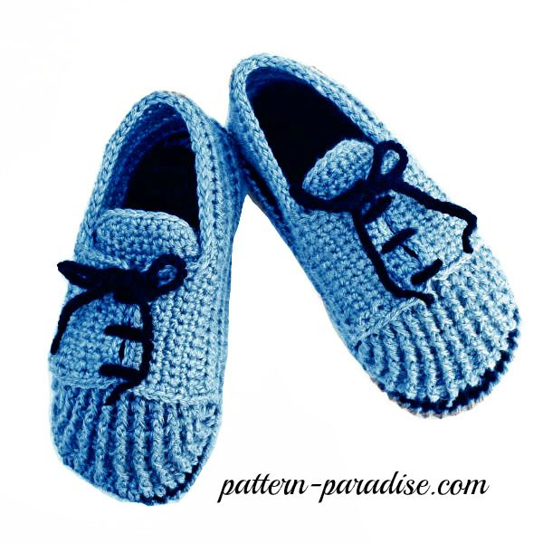 Crochet Pattern: Twinkle Toes Adult Slippers