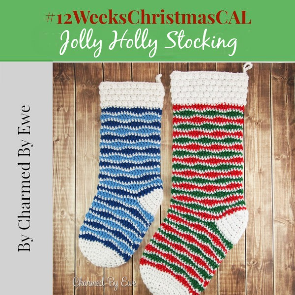 12 Weeks of Christmas Blog Hop CAL – Week 8 Free Pattern