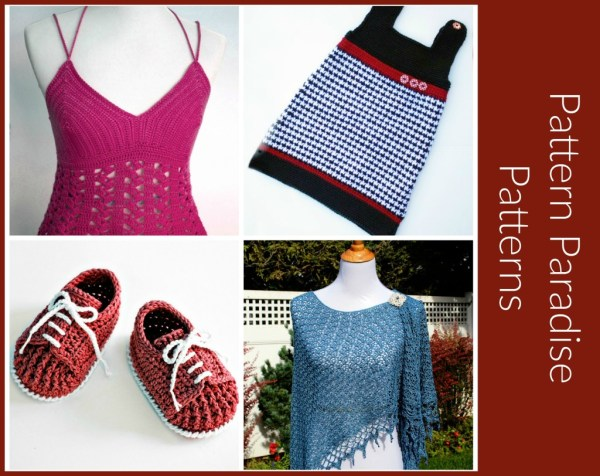 Pattern Paradise Collage
