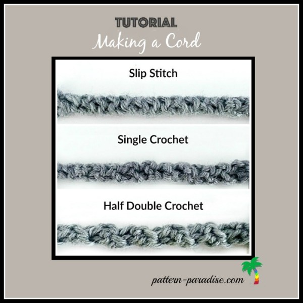 Tutorial: Making a Cord