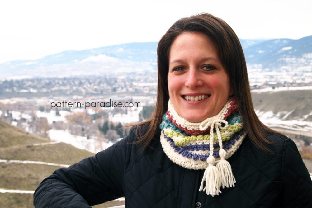 Free Pattern: Vista Valley Convertible Cowl