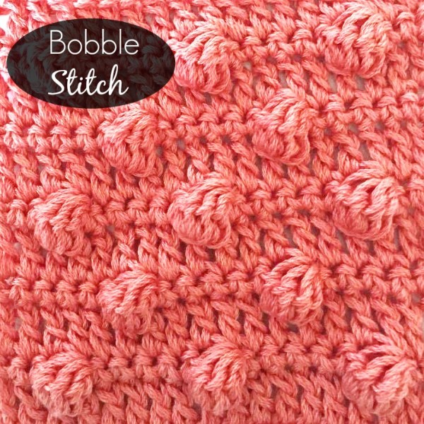 Tutorial: Bobble Stitch