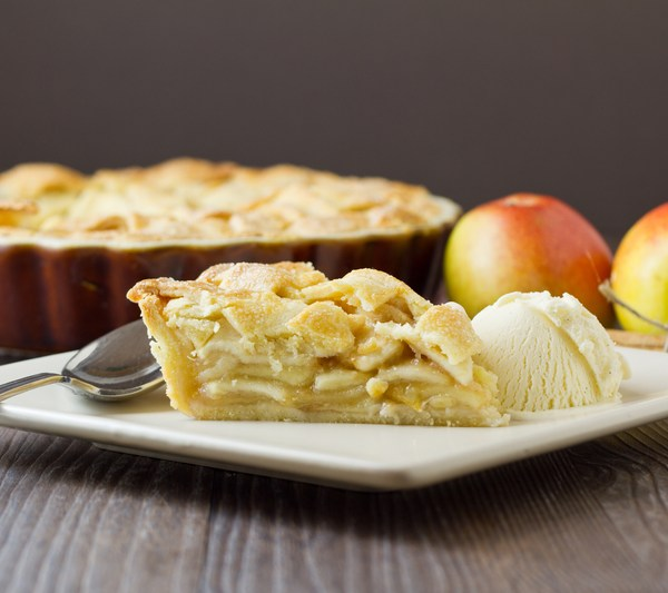 Recipe: Maria's Apple Pie