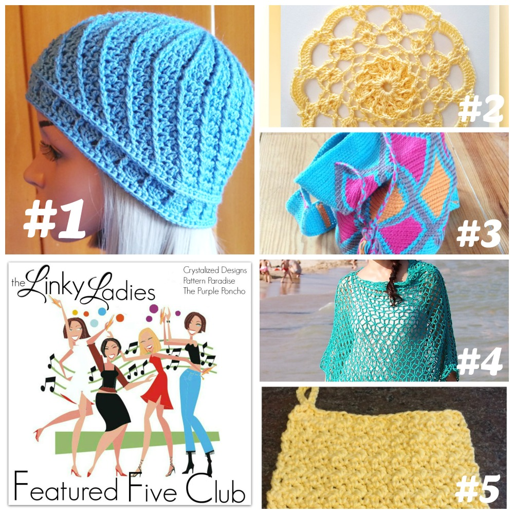 Linky Ladies Community Link Party #62