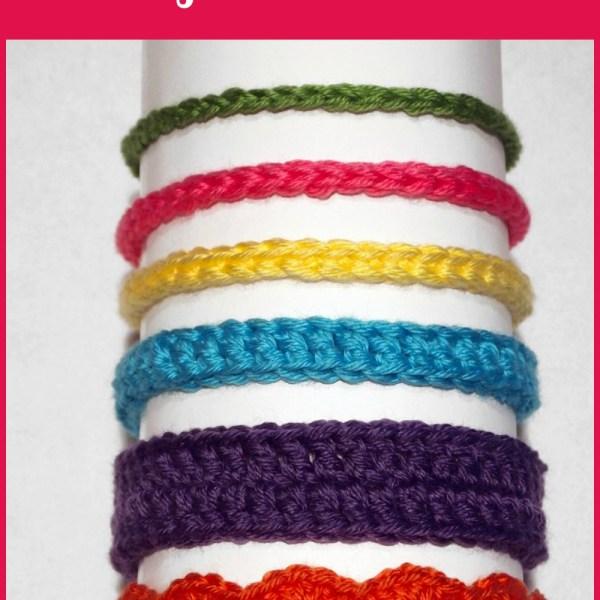 Free Crochet Pattern: Six Styles of Baby Headbands